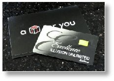 Gift Card Illusion Unlimited Salons