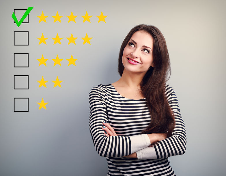 Thank you for your 5-star reviews of our Cleveland hair salons!