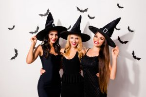 Strongsville hair salon - Happy Halloween from Illusion Unlimited Hair Salons