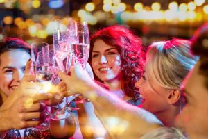Hairstyles for that Special Christmas Party! - best beauty salons in Ohio